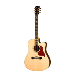Gibson Songwriter Studio EC Westerngitarre Antique Natural