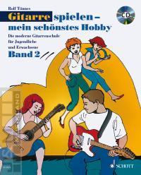 Gitarre spielen Bd.2 mein schönstes Hobby GIT CD