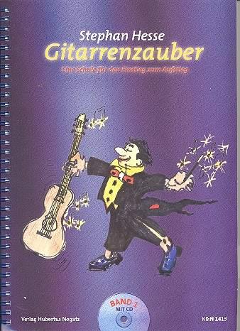 Gitarrenzauber Band 1 (+CD)