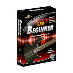 Gitarrero Bass Beginner Software