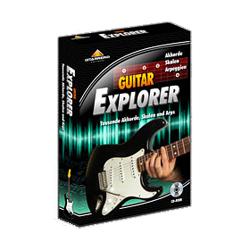 Gitarrero Guitar Explorer Software