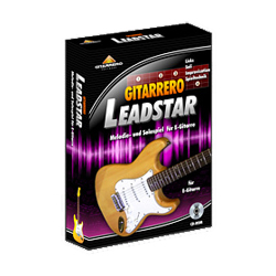 Gitarrero Guitar Leadstar Software