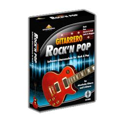 Gitarrero Rock`n Pop Software