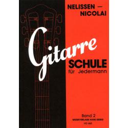 Gitarreschule für Jedermann Bd.2