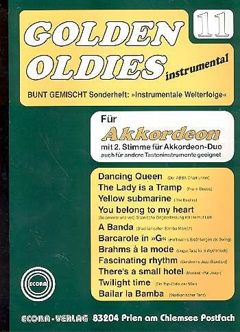 Golden Oldies Band 11