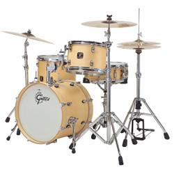 Gretsch Catalina Club Jazz CC-J484-SN Drumset