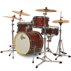 Gretsch Catalina Club 2010 CC F625 Drumset walnut