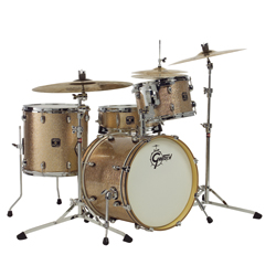 Gretsch Catalina Club CC F605 Drumset Copper Sparkle