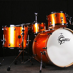 Gretsch Catalina Club Jazz CC-J484-GS Drumset limited