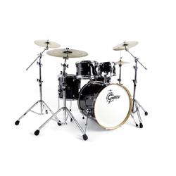 Gretsch Catalina Club Jazz CT J484 Drumset Ebony Gloss