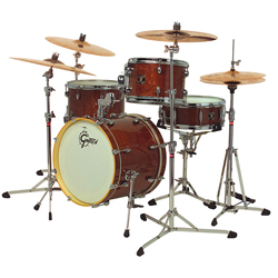 Gretsch Catalina Club Jazz CT J484 Drumset Walnut Glaze