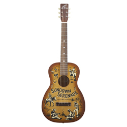 Gretsch G4500 Americana Sundown Serenade