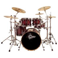Gretsch Renown RN E824 Drumset Cherry Burst