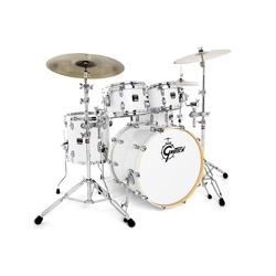 Gretsch Renown RN F404 Drumset White Gloss