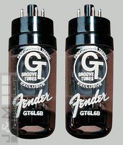 Groove Tubes Fender GT-6L6R med Duet