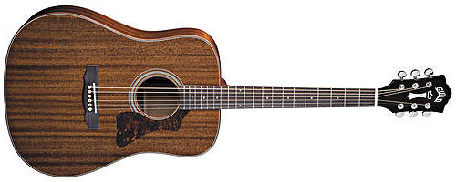 Guild GAD-25 Dreadnought inkl. Koffer