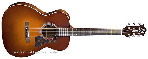 Guild GAD-30 Antique Burst inkl. Koffer