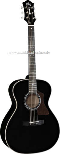 Guild GAD-F40 E Black Grand Orchestar