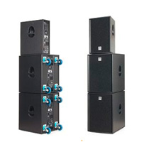 HK-Audio ESYS EPX System 2x EPX112A + 4x EPX115A