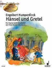 Hänsel und Gretel für Klavier