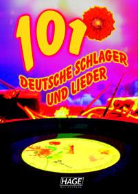 Hage 101 deutsche Schlager und Lieder