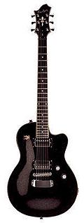 Hagstrom Deluxe 2H BKS E-Gitarre