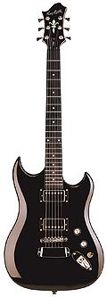 Hagstrom F-200 BK E-Gitarre