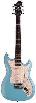 Hagstrom F-300 SBL E-Gitarre