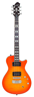 Hagstrom Select Ultra Swede IS E-Gitarre