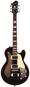 Hagstrom Super Swede BK E-Gitarre