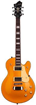 Hagstrom Swede Gold E-Gitarre