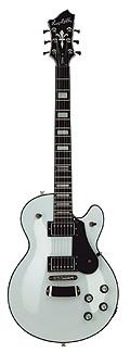 Hagstrom Swede White E-Gitarre