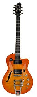 Hagstrom Tremar D2F Special AB E-Gitarre