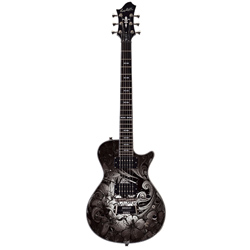 Hagstrom Ultra Swede Ltd. Absolut Vodka inkl. Hagbag