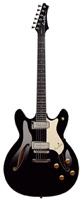 Hagstrom Viking IIP in Black Gloss E-Gitarre