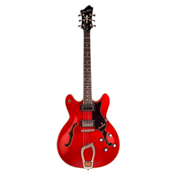 Hagstrom Viking Transparent Cherry