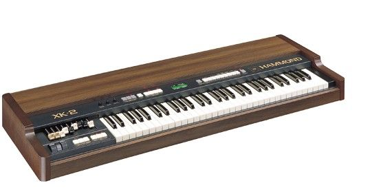Hammond XK-2 Orgel-Keyboard