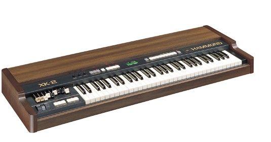Hammond XK-2 Orgel-Keyboard