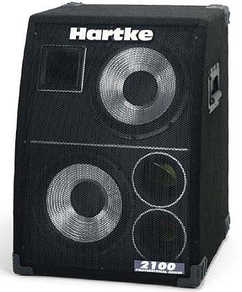 Hartke 2100 Professional Bassbox 2x10``