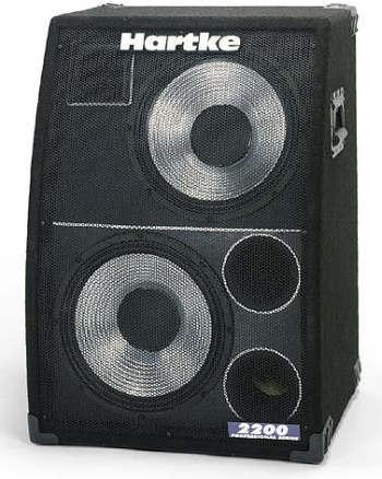 Hartke 2200 Professional Bassbox 2x12``
