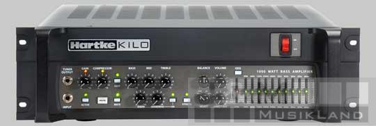 Hartke KILO 1000 Premiere Bass Amplifier