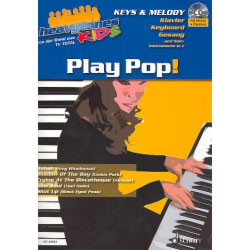 Heavytones Kids - Play Pop (+CD)