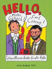 Hello Mr. Gillock - Carl Czerny - EB8627