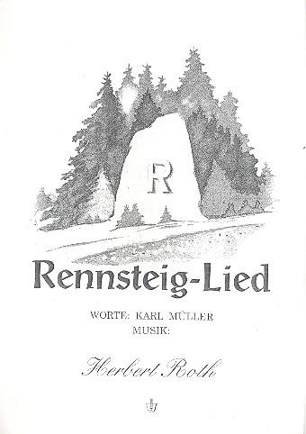 Herbert Roth: Rennsteig-Lied