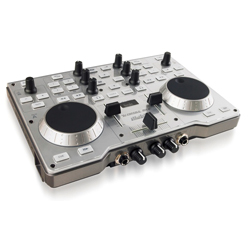 HerculesDJ Mk4 All-in-one-Mixingstation für mobile Computer-DJs
