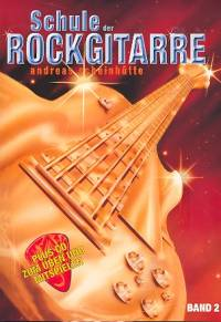 Heros Schule der Rockgitarre 2 mit CD