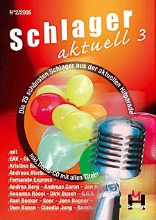 Schlager aktuell Nr. 3 inkl. CD