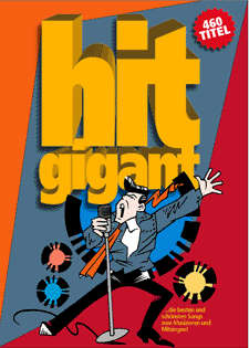 Hit Gigant - 450 Liedertexte
