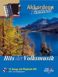 Hits der Volksmusik - Reihe Akkordeon Festival