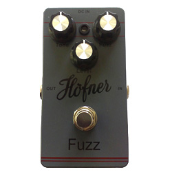 Höfner Fuzz Distortion